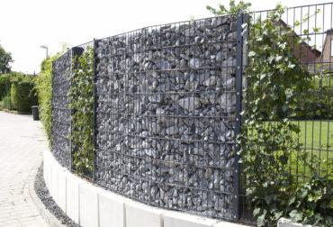 gard gabioane cu piatra